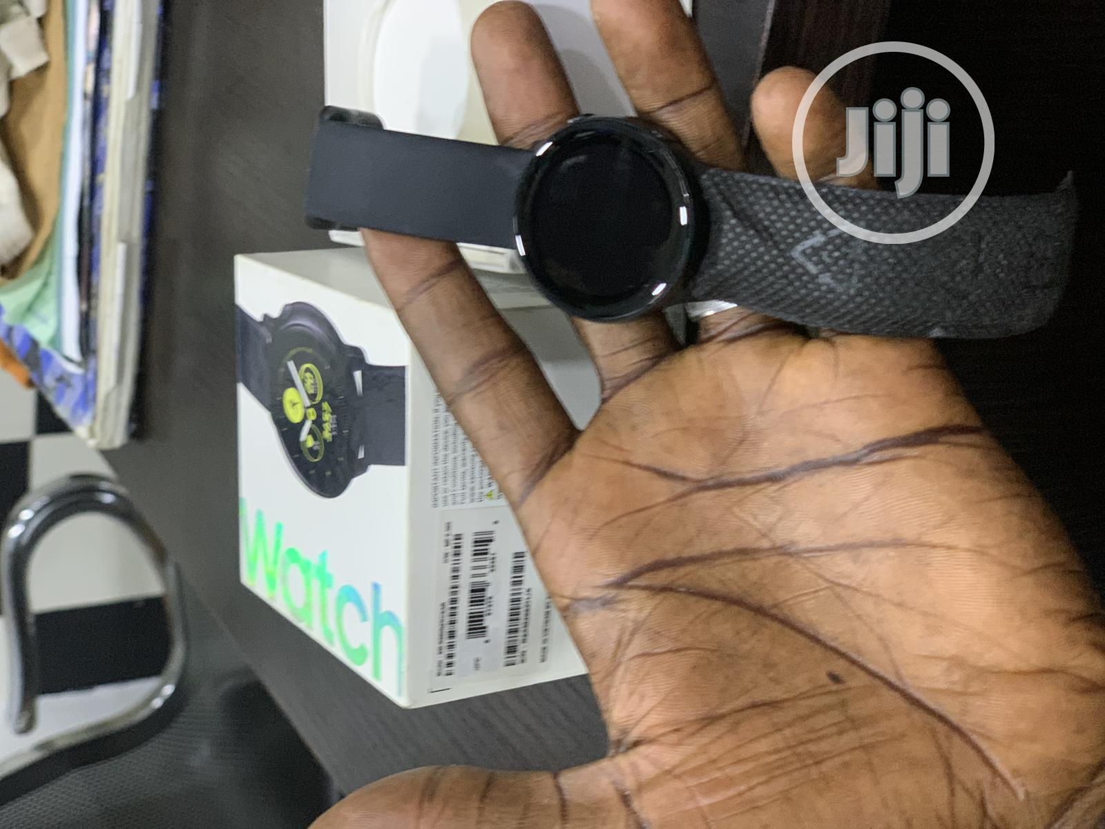 Samsung Galaxy Watch Active For Sale | Smart Watches & Trackers for sale in Ikeja, Lagos State, Nigeria