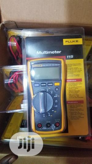 Obi-ng Fluke 115 Digital Multimeter | Measuring & Layout Tools for sale in Lagos State, Ojo
