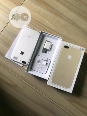 Apple iPhone 7 Plus 128 GB Silver   Mobile Phones for sale in Kano State, Fagge
