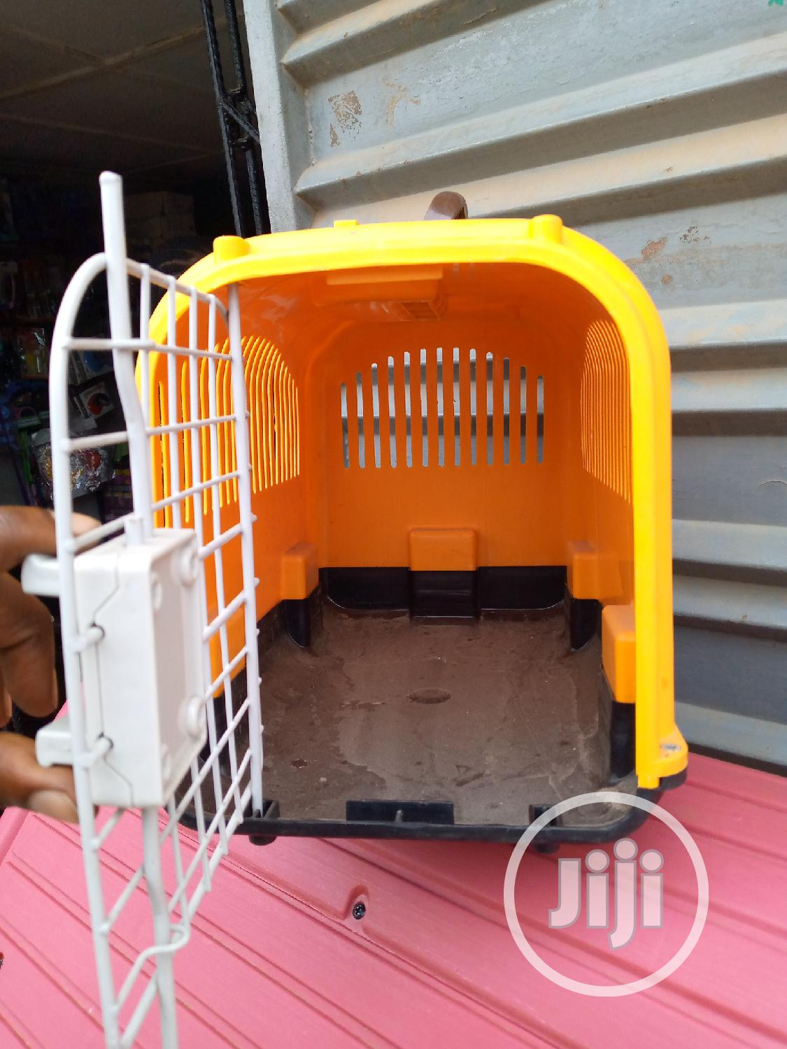 Pet Cage And Carrier | Pet's Accessories for sale in Lagos Island (Eko), Lagos State, Nigeria