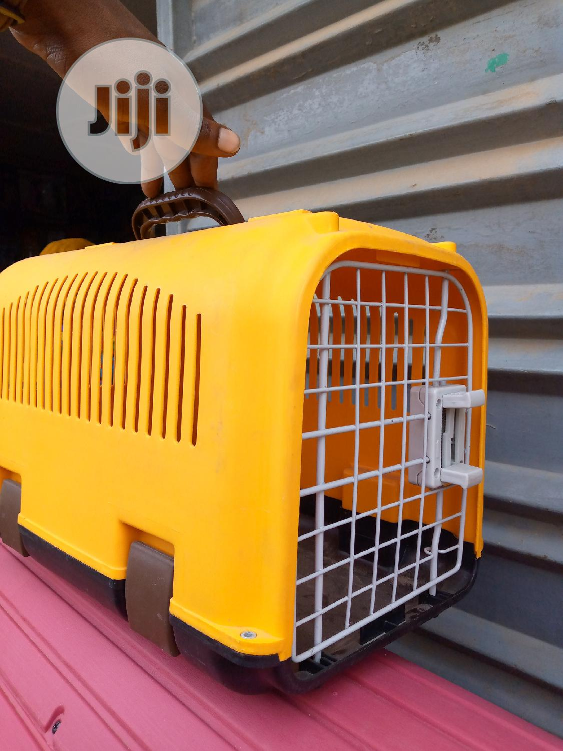 Pet Cage And Carrier