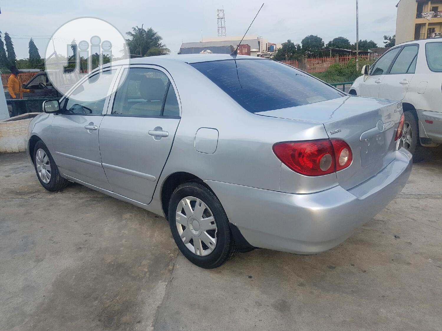 Toyota Corolla 2005 Silver In Ajah Cars Melvin Melvin Jiji Ng For Sale In Ajah Buy Cars From Melvin Melvin On Jiji Ng