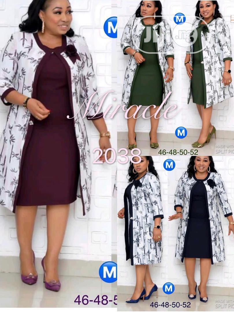 Quality Corporate Gown and Jacket