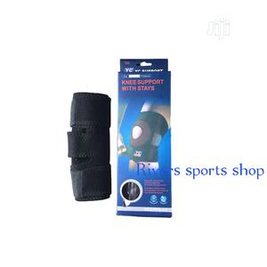 Knee Support With Stays | Sports Equipment for sale in Rivers State, Port-Harcourt