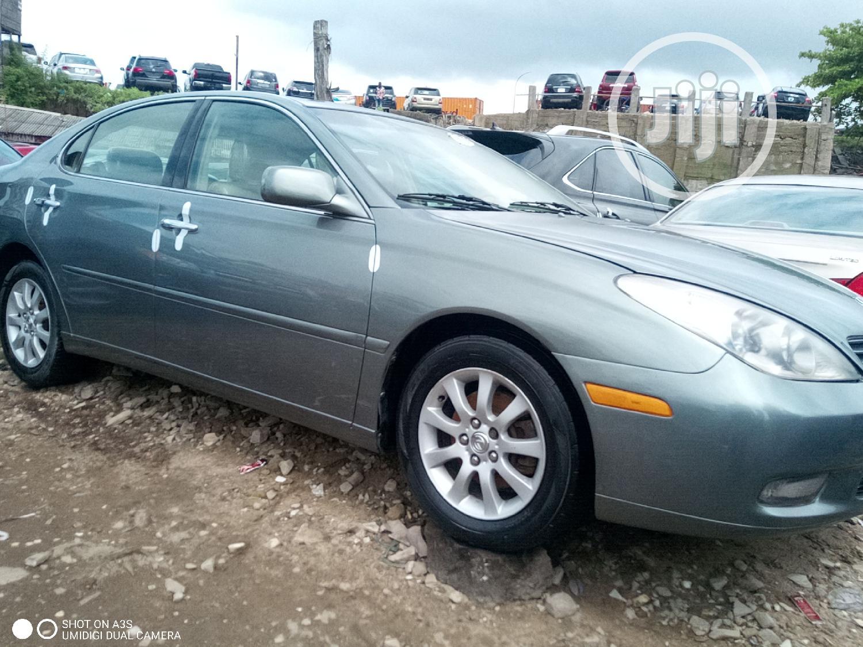 Lexus ES 2002 300 Gray