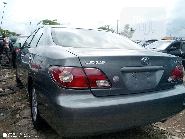 Lexus ES 2002 300 Gray | Cars for sale in Apapa, Lagos State, Nigeria