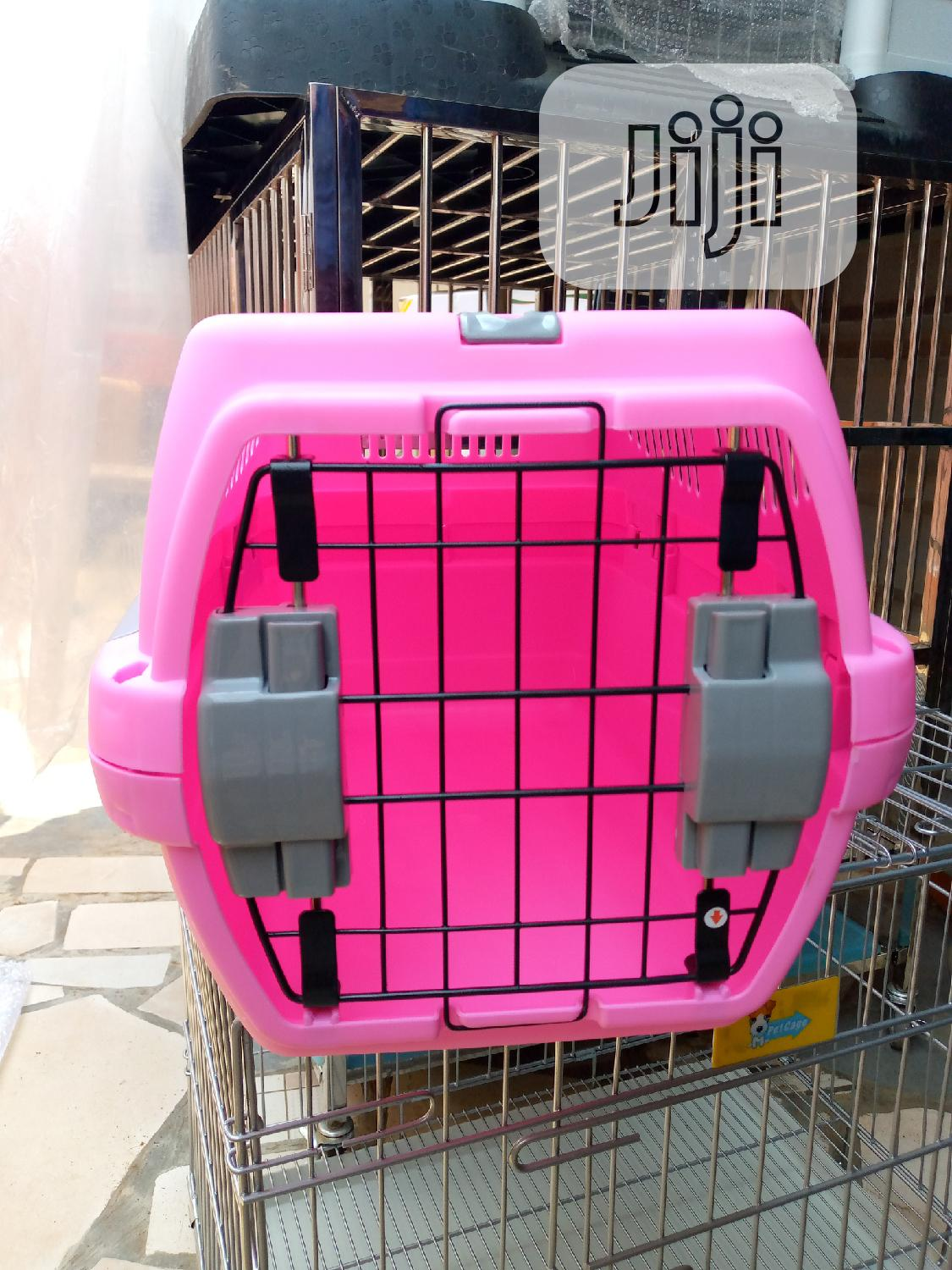 Pet Carrier And Cage