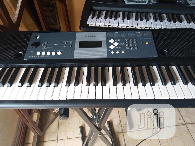 Yamaha Keyboard YTP230 | Musical Instruments & Gear for sale in Utako, Abuja (FCT) State, Nigeria