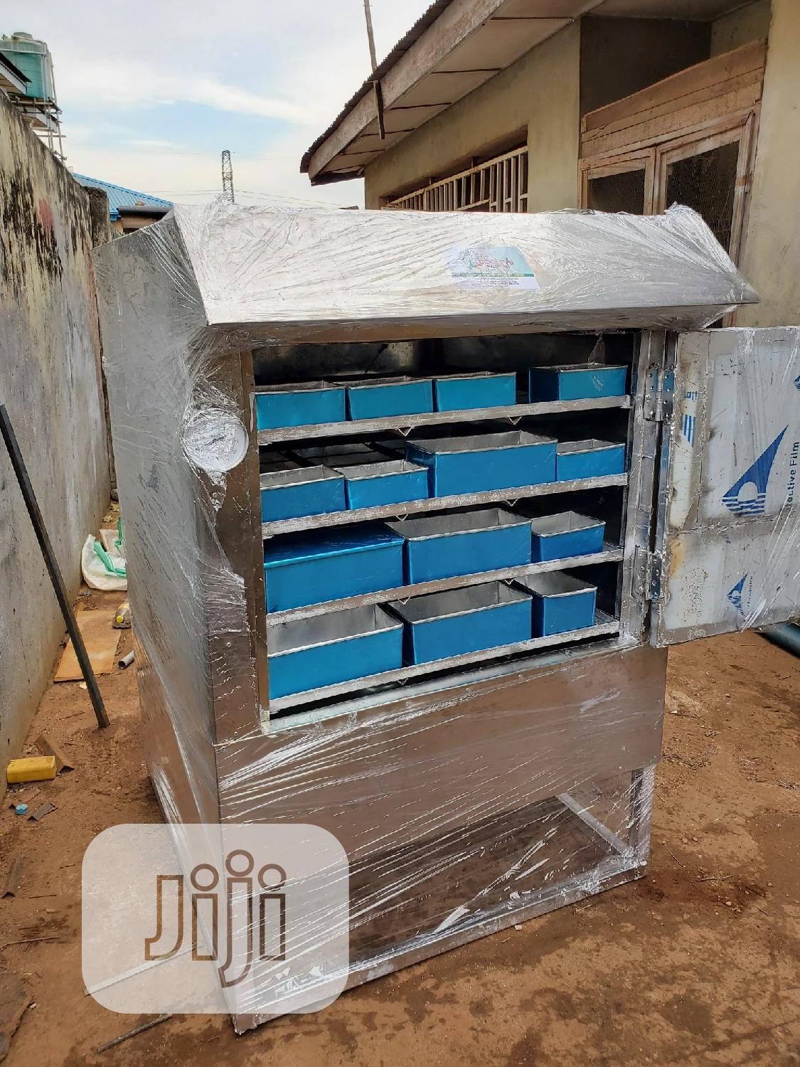1/2 Bag Bread Oven For Bakers | Industrial Ovens for sale in Ifako-Ijaiye, Lagos State, Nigeria