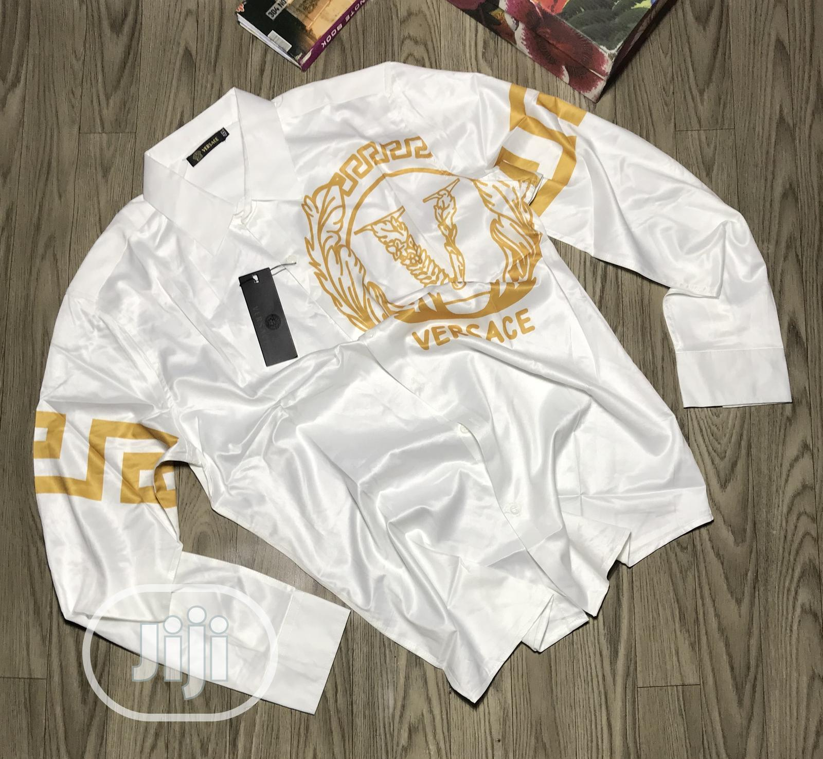 Archive: Versace Shirts