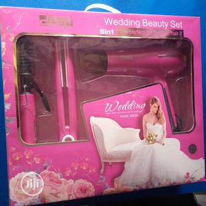 Professional Wedding Beauty Set 5 In 1 The Perfect Gift   Hair Beauty for sale in Lagos State, Ojota