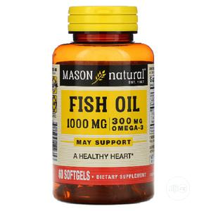 Mason Natural Fish Oil | Vitamins & Supplements for sale in Lagos State, Ojo