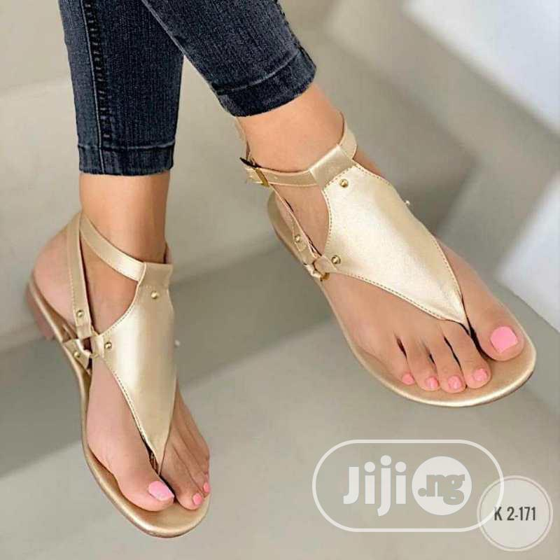 Ladies Fashion Sandals | Shoes for sale in Mushin, Lagos State, Nigeria