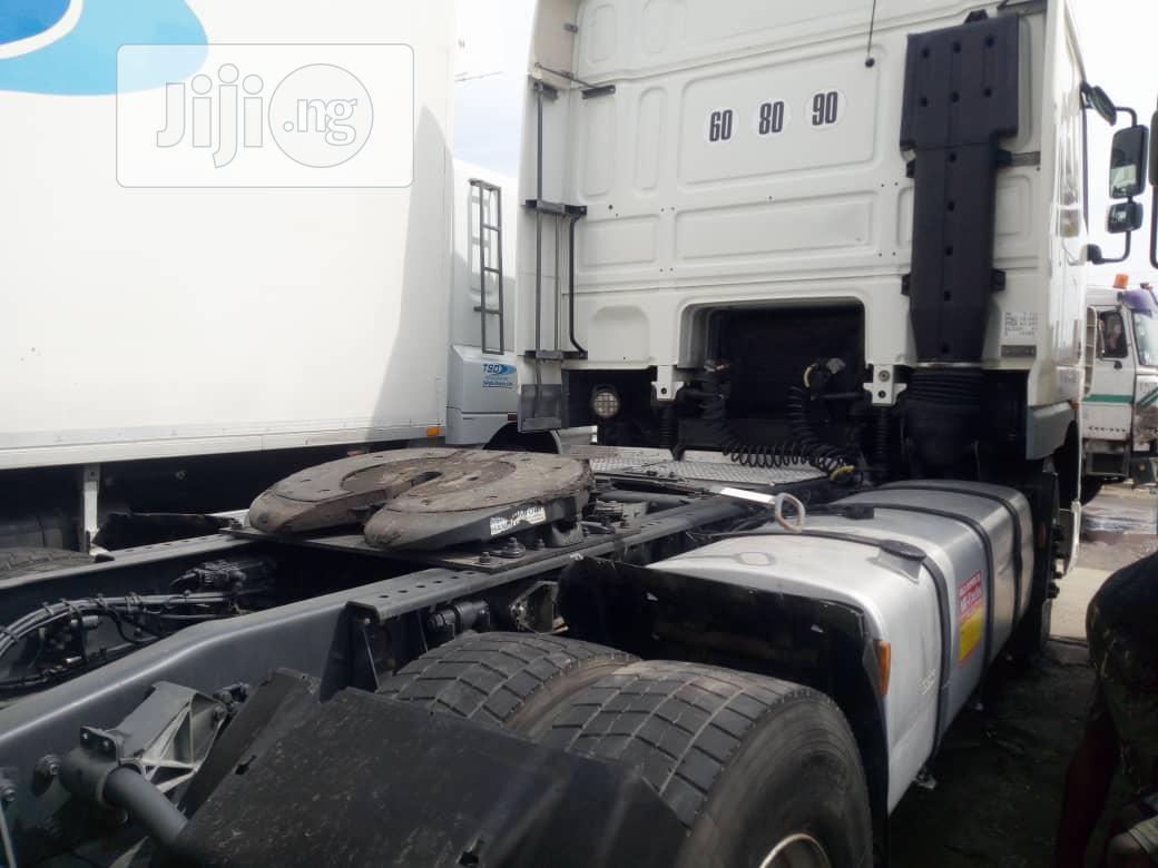 Trailer DAF Xf | Trucks & Trailers for sale in Apapa, Lagos State, Nigeria