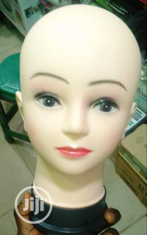 Beauty Salon Skull Practice Baby Dummy Head | Salon Equipment for sale in Lagos State, Lagos Island (Eko)