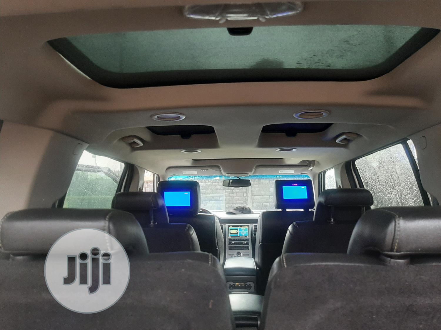 Ford Flex Limited 2011 White   Cars for sale in Ajah, Lagos State, Nigeria
