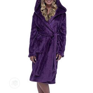 Women Nightgown Hoodies Dressing Gowns Plus Size Bathrobe | Clothing for sale in Lagos State, Apapa