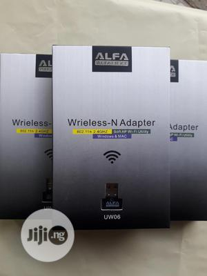 ALFA Wireless Adapter   Computer Accessories  for sale in Lagos State, Ikeja