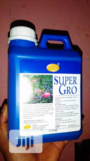 Super Gro Fertilizer for Plants and Fish Pond Fertilization   Feeds, Supplements & Seeds for sale in Lagos State, Magodo