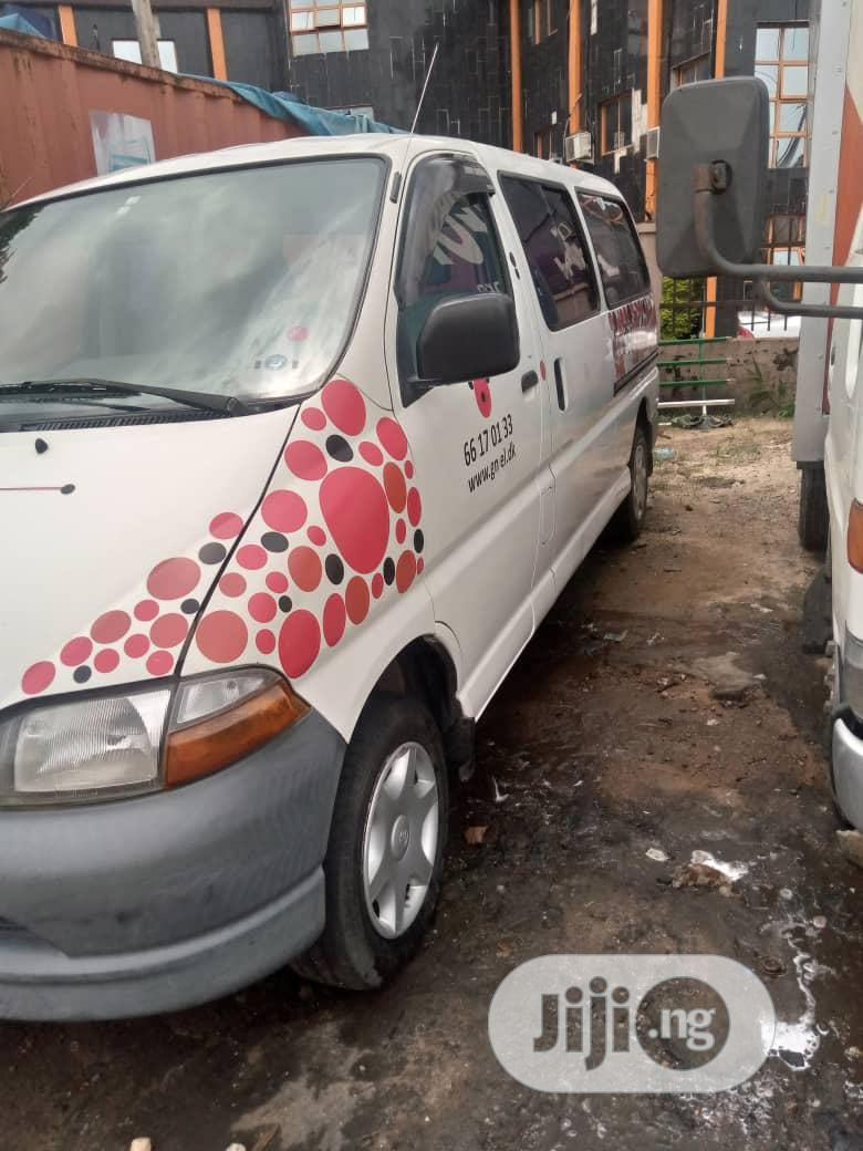 18 Seater Passenger Hiace Bus | Buses & Microbuses for sale in Ojodu, Lagos State, Nigeria