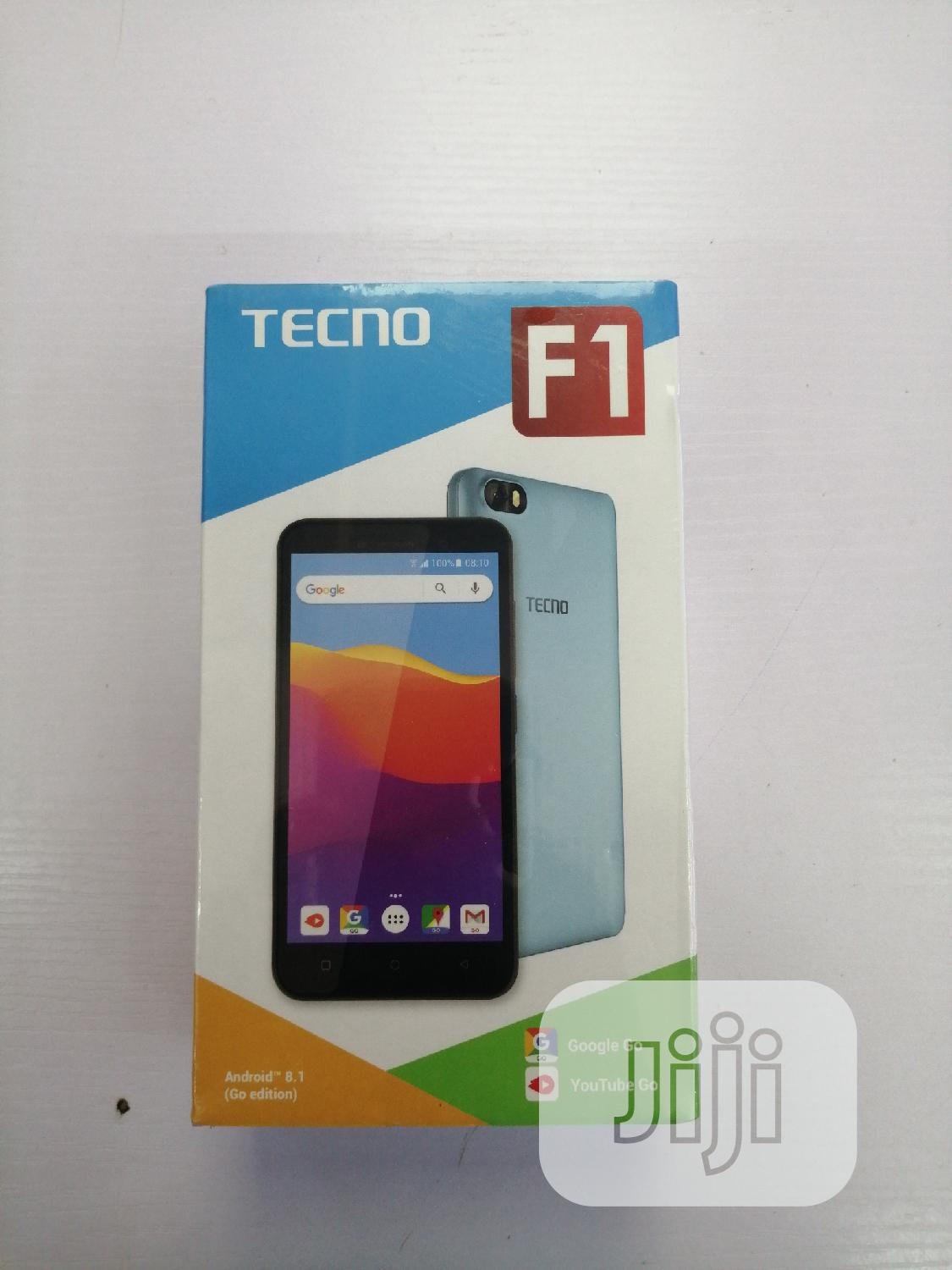 New Tecno F1 8 GB Gold