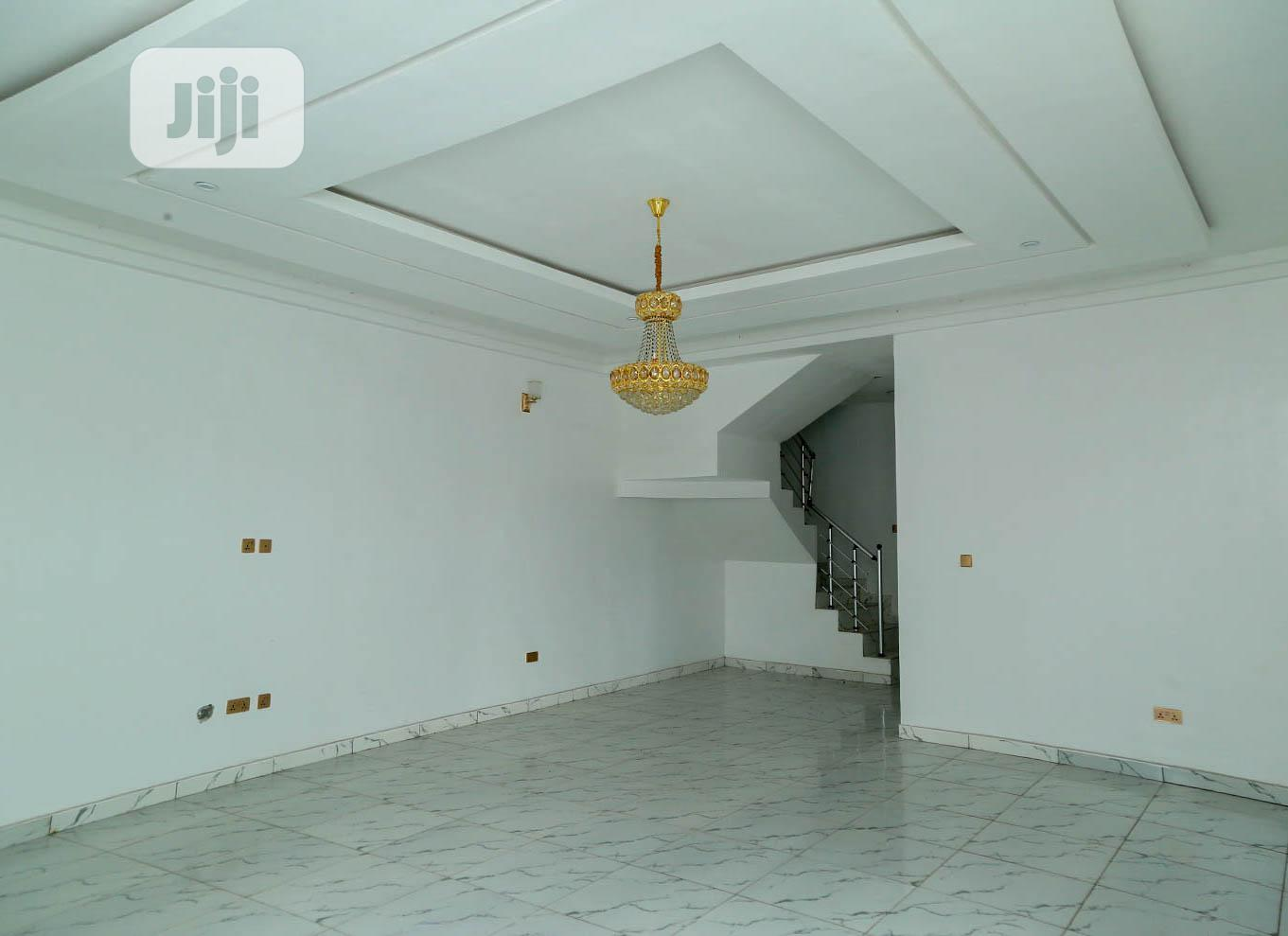 4 Bedroom Semi Detached Duplex With A Room BQ For Sale | Houses & Apartments For Sale for sale in Ikota, Lekki, Nigeria