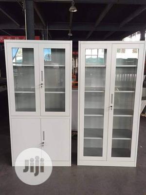 Metal Cabinet Shelf | Furniture for sale in Lagos State, Ojo