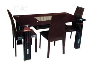 High-Quality Glass Dining Table With Chairs | Furniture for sale in Lagos State, Surulere