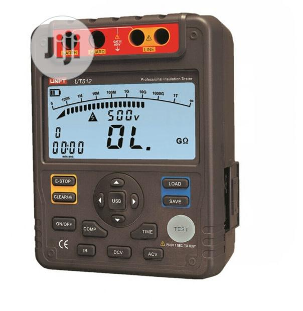 UNI-T 5 KV - 513A Digital Insulation Tester -FB23