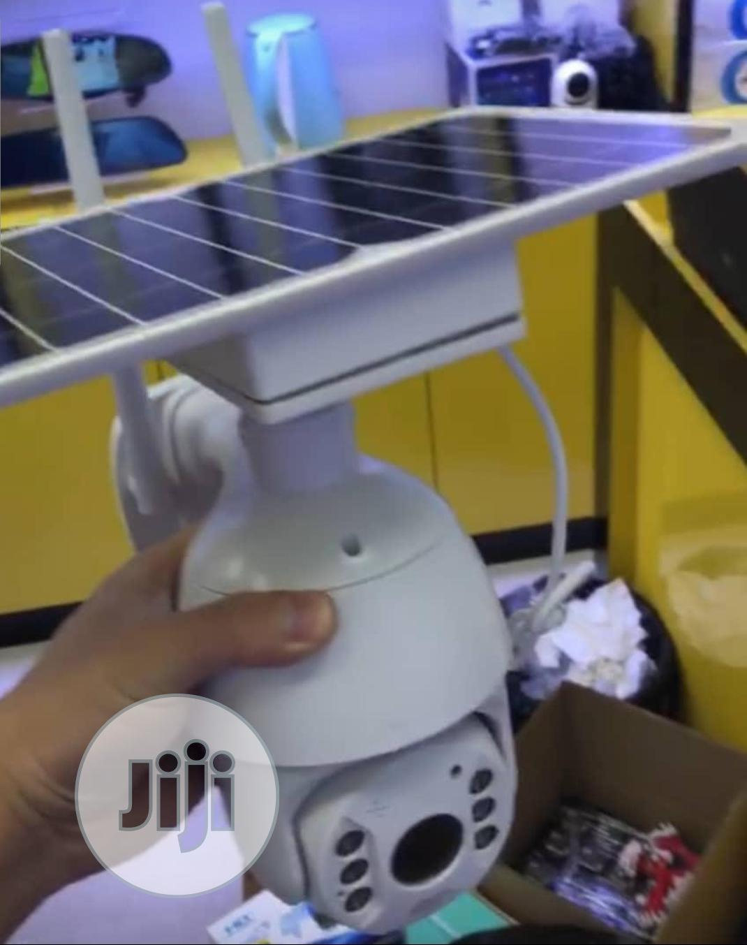 Archive: 3G/4G Sim Solar Powered CCTV Camera
