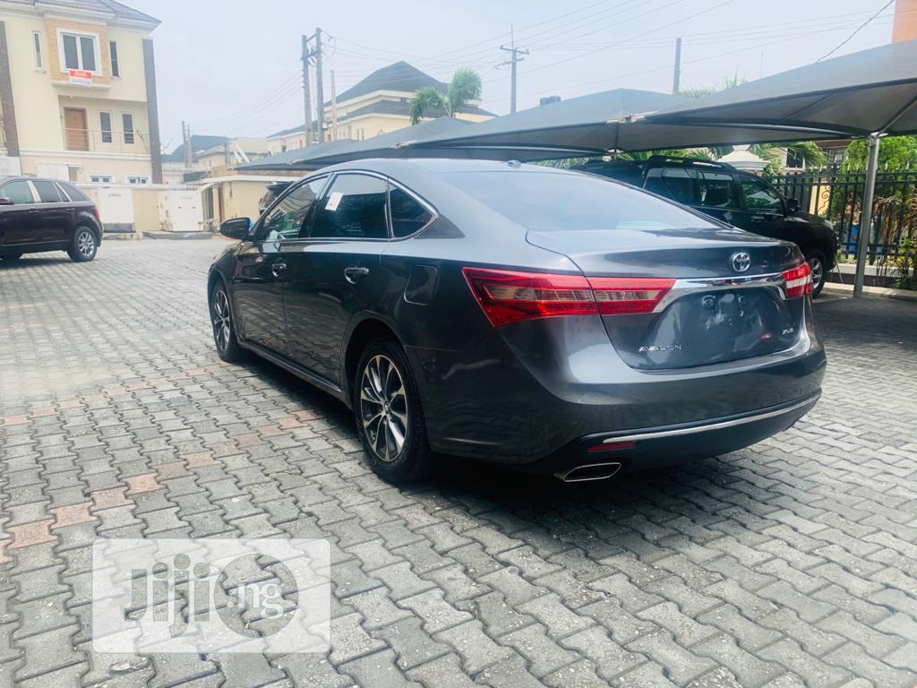 Toyota Avalon 2016 Gray | Cars for sale in Lekki, Lagos State, Nigeria