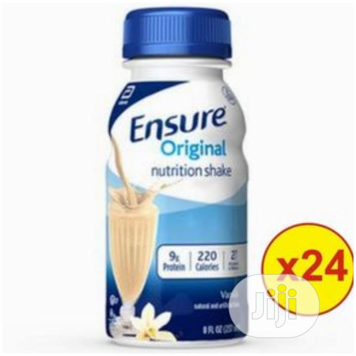 Ensure Original Nutrition Shake (Vanilla)