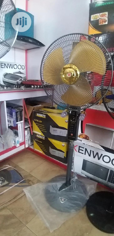 KDK Standing Fan With Light P40W