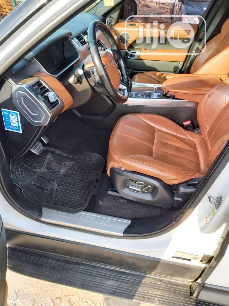 Land Rover Range Rover Sport 2014 White   Cars for sale in Lagos State, Nigeria