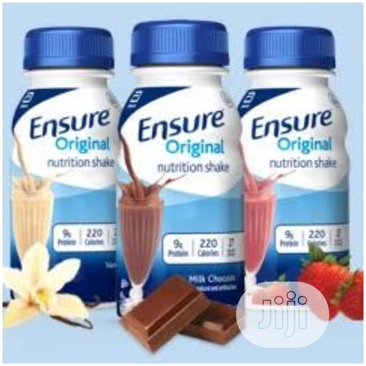 Ensure Original Nutrition Shake (Vanilla) | Meals & Drinks for sale in Amuwo-Odofin, Lagos State, Nigeria