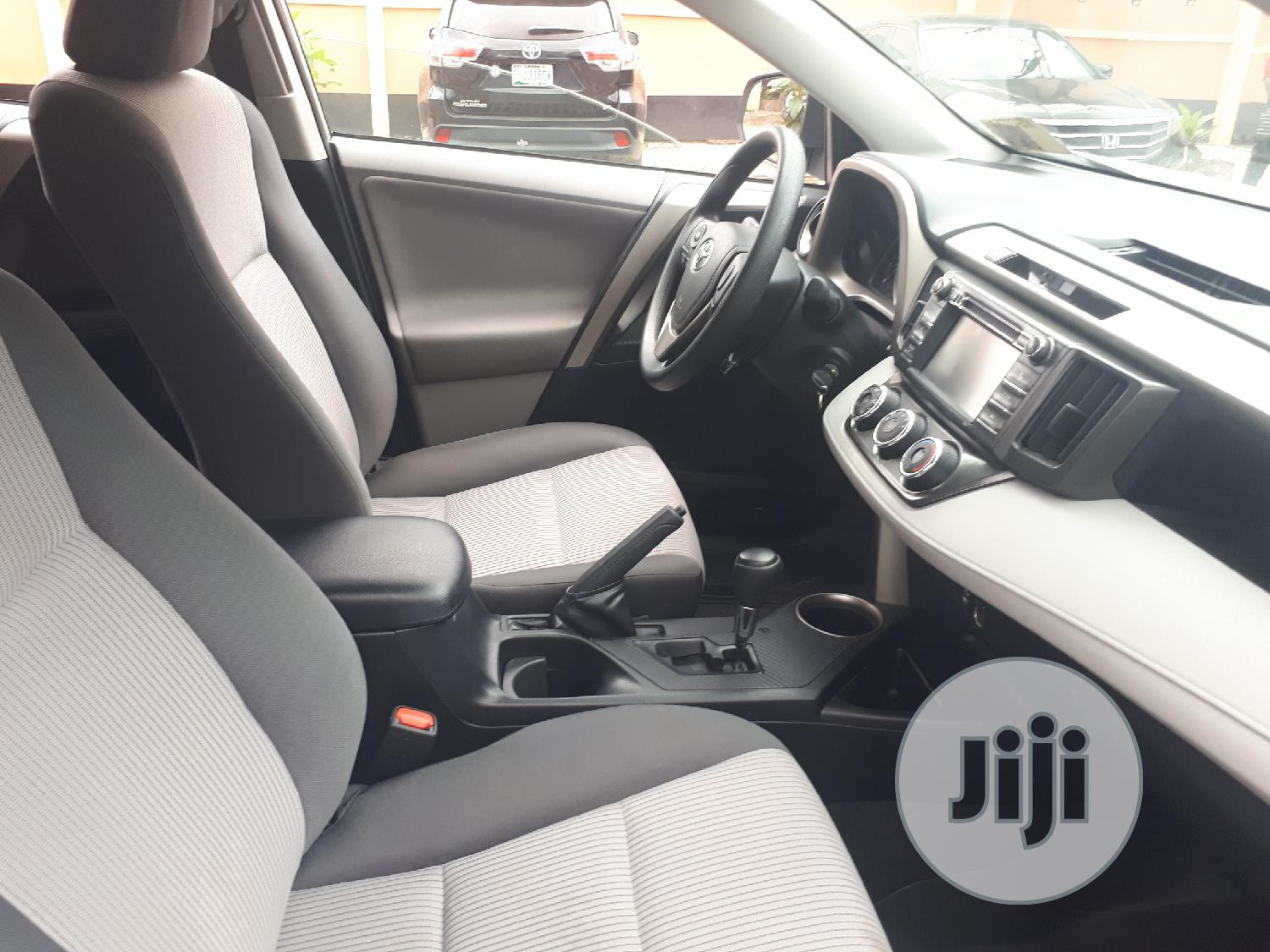 Toyota RAV4 2013 LE AWD (2.5L 4cyl 6A) Silver   Cars for sale in Agege, Lagos State, Nigeria
