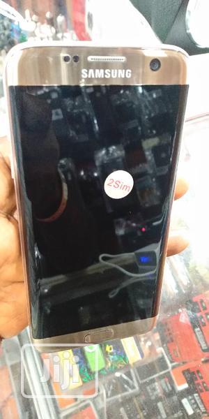Samsung Galaxy S7 edge 32 GB Silver | Mobile Phones for sale in Akwa Ibom State, Uyo