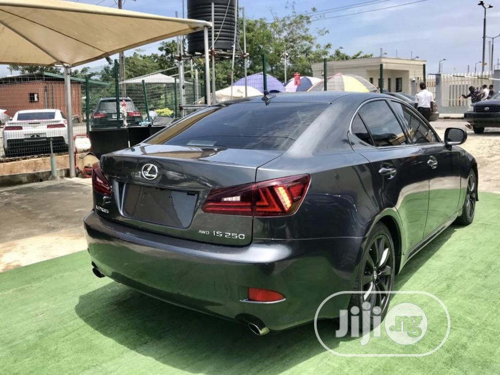 Lexus IS 2007 250 Gray   Cars for sale in Lagos State, Nigeria