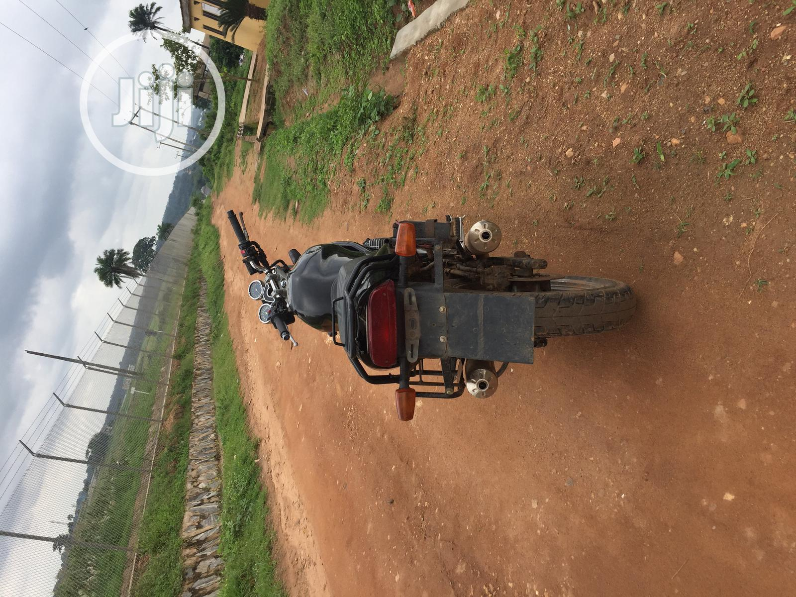 Yamaha 1991 Black | Motorcycles & Scooters for sale in Ibadan, Oyo State, Nigeria