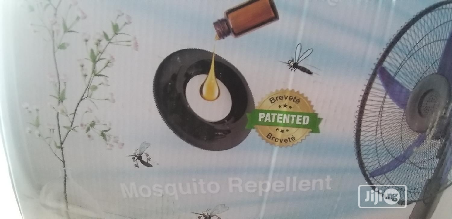 Synix Mosquito Repellent Fan FSS18N-503 | Home Appliances for sale in Benin City, Edo State, Nigeria
