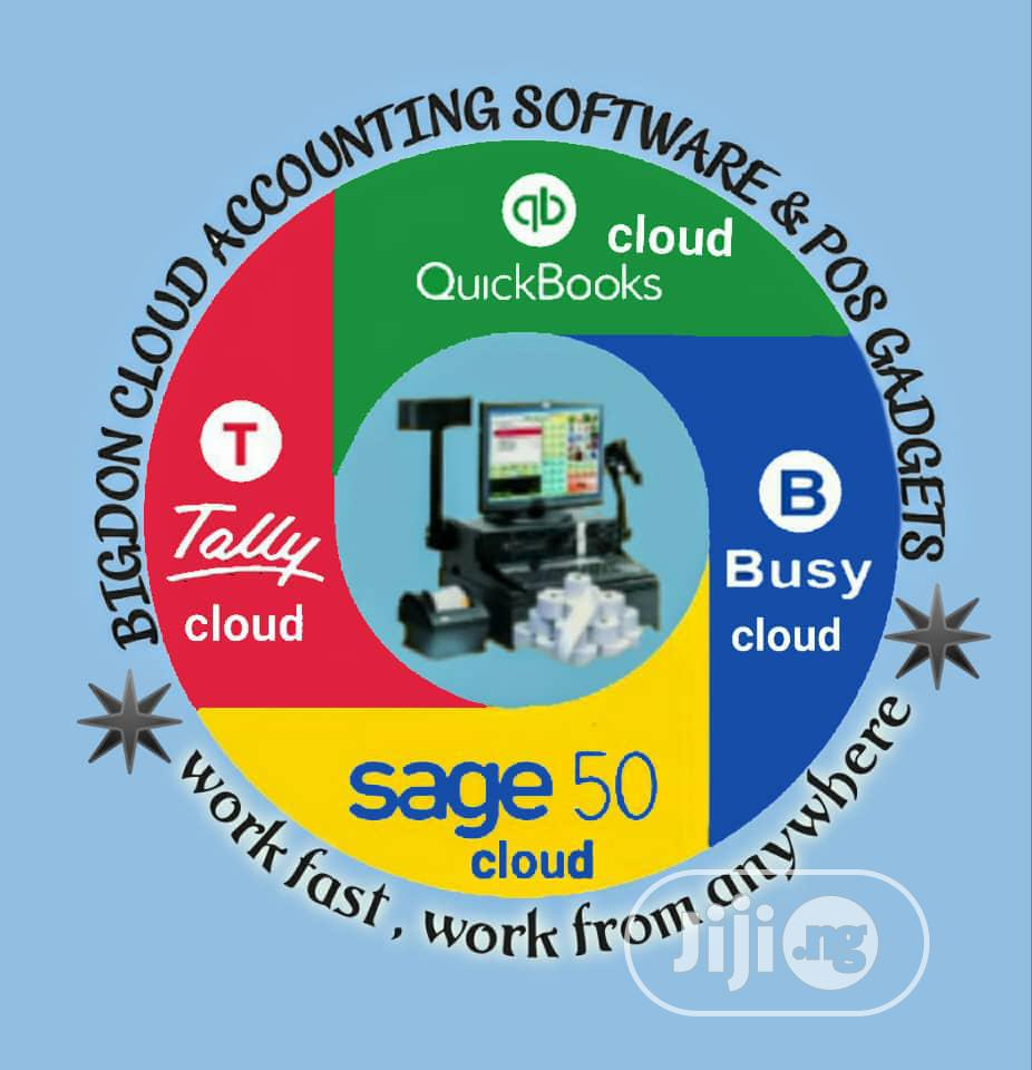 Accounting Software and POS Software Installation