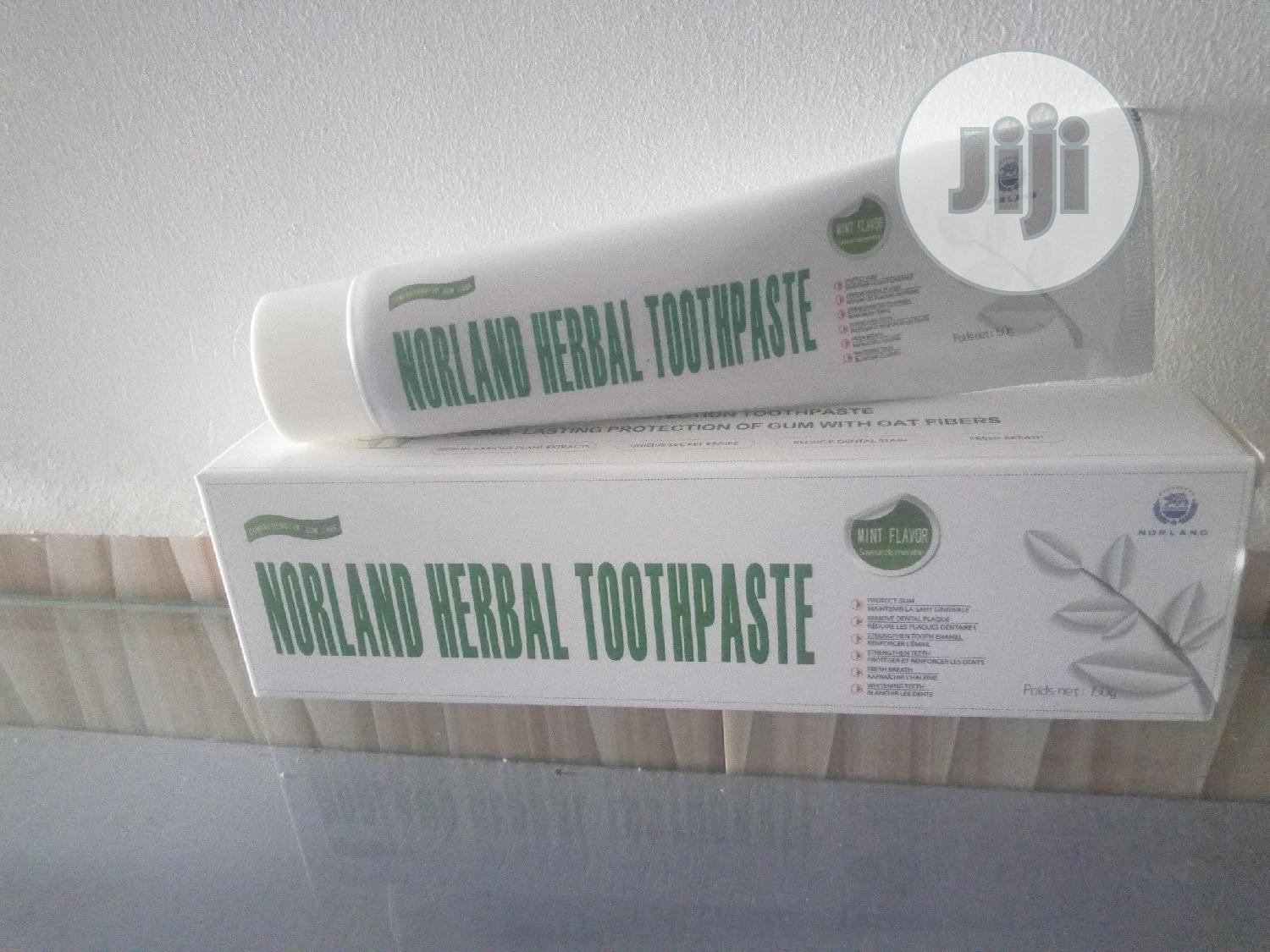 Norland Herbal Toothpaste For All Teeth Problems Mouth Ulcer