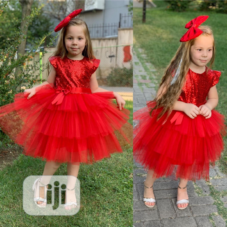 Children Outing Dress
