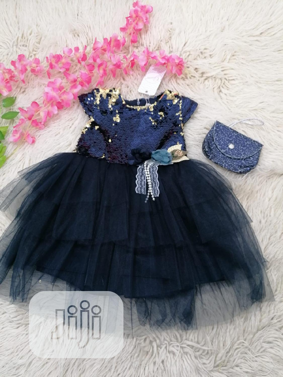 Children Outing Dress