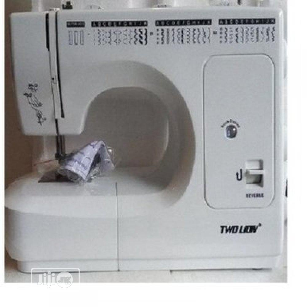 Two Lion Sewing Machine (TL8590) -A11