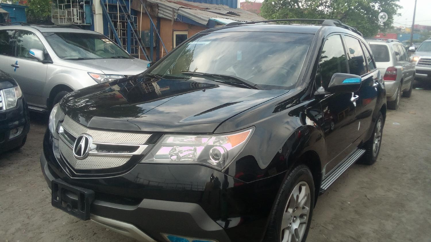 Acura Mdx 2009 Black In Apapa Cars James Motors Jiji Ng For Sale In Apapa Buy Cars From James Motors On Jiji Ng