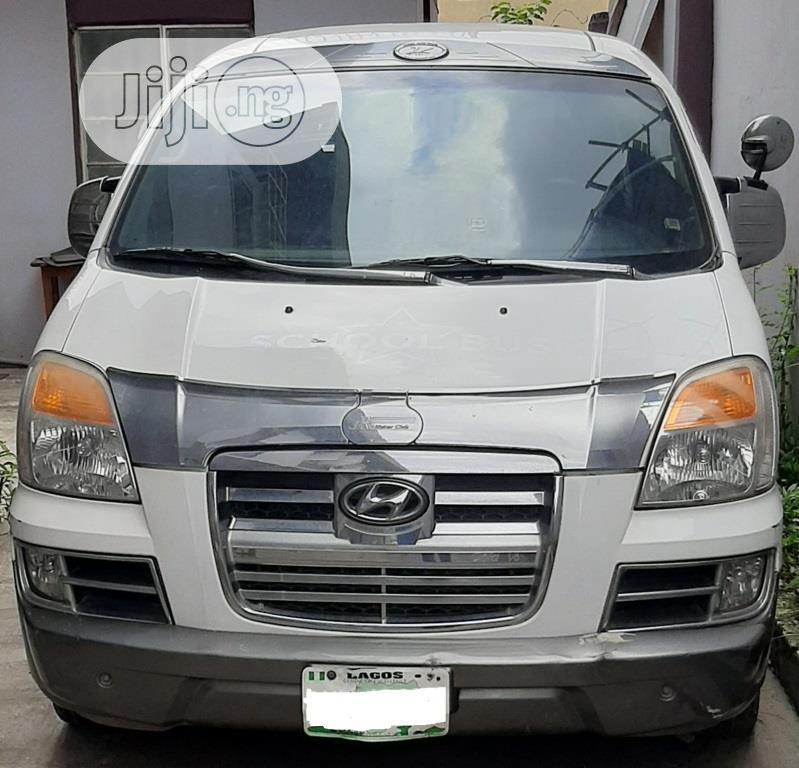 Archive: Hyundai Starex Automatic 2005