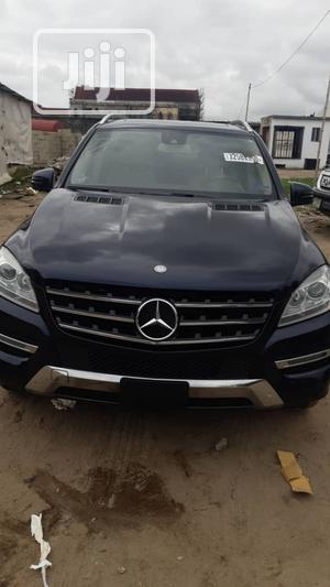 Mercedes-Benz M Class 2014 Blue | Cars for sale in Lagos State, Lekki