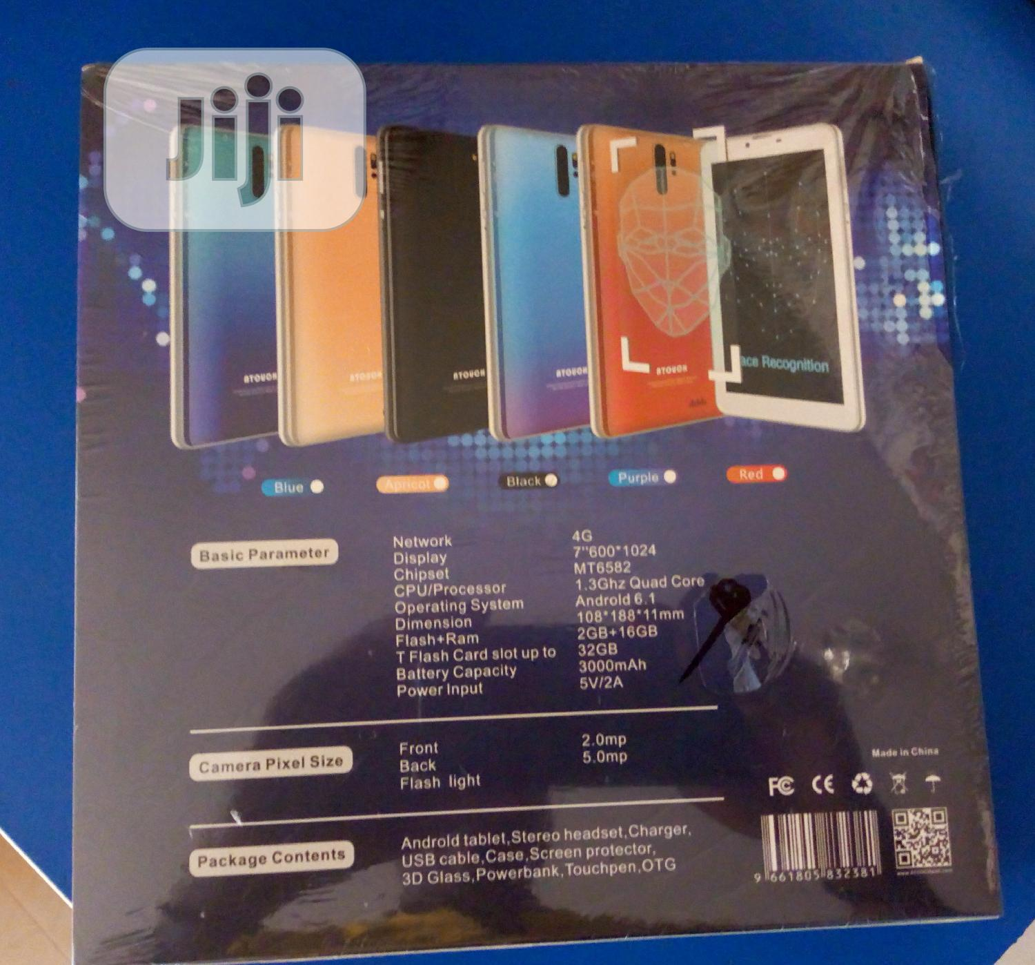 New Tablet 16 GB | Tablets for sale in Wuse, Abuja (FCT) State, Nigeria