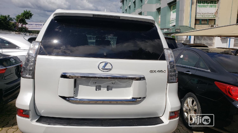 Archive: Lexus GX 2014 White